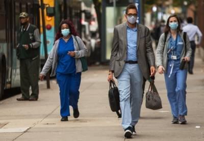 В США нашли ещё один опасный штамм коронавируса