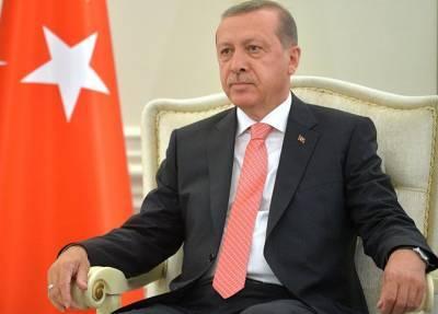 Президент Турции Реджеп Тайип Эрдоган привился от коронавируса
