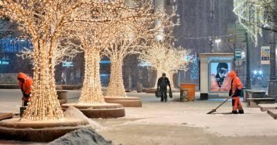 Жителям Москвы пообещали аномально холодную пятницу