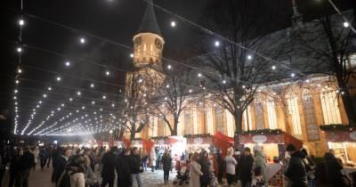 В МТС посчитали, сколько абонентов из других регионов провели новогодние праздники в Калининградской области