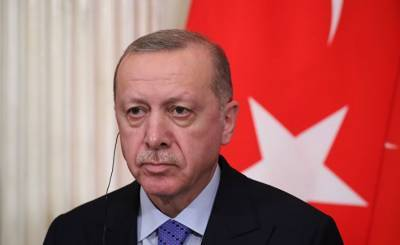 Türkiye (Турция): президент Эрдоган сделал прививку