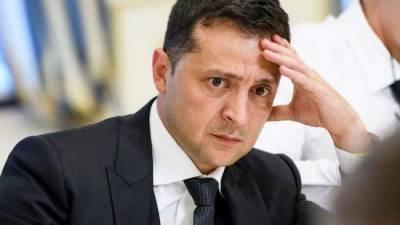 Рейтинг Зеленского в стране упал еще на 4% из-за поднятия тарифов