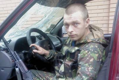 Погиб террорист «ДНР» из Макеевки с позывным Танк