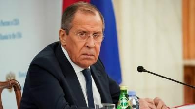 Лавров и глава МИД Азербайджана обсудили вопрос Карабаха