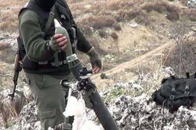 Террористы «ДНР» атаковали позиции ВСУ под Мариуполем