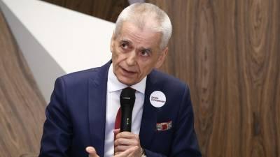 Онищенко пообещал строго спросить со школ за вспышки коронавируса
