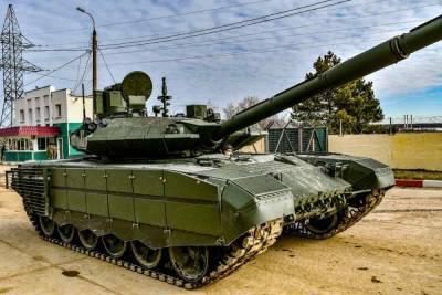Стало известно об успешных испытаниях новых танков Т-90М