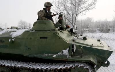 ВСУ дали отпор террористам «ДНР»