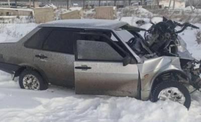 На трассе Тюмень - Омск угонщик спровоцировал аварию с пострадавшими