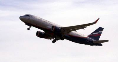 Россия с 27 января возобновит авиасообщение с ещё четырьмя странами