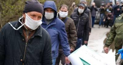 """Террористы """"Л/ДНР"""" заявили, что передадут в одностороннем порядке Украина нескольких пленных"""