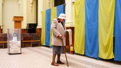 ЦИК Украины сообщил, что местные выборы в Донбассе пока невозможны