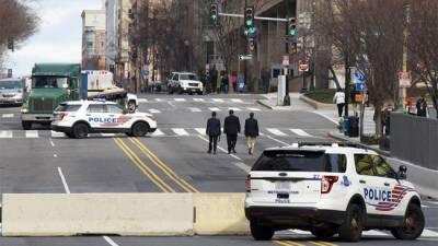В Вашигтоне задержан вооруженный мужчина, полиция нашла у него 509 патронов