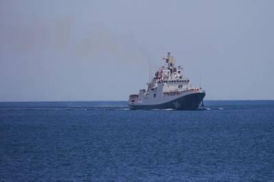 В США назвали российские корабли, которые доминируют в Чёрном море