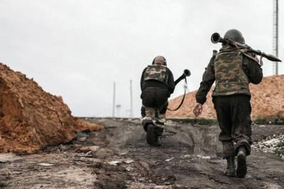 На Светлодарской дуге погибли трое террористов «ЛНР»