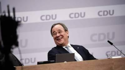 Армин Лашет возглавил ХДС: станет ли он приемником Ангелы Меркель?