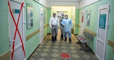 В Калининградской области COVID-19 выявили у 46 пенсионеров старше 65 лет