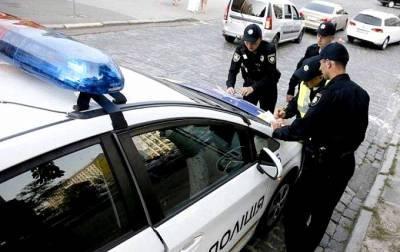 Украинских водителей начали массово штрафовать за евробляхи