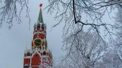 Прошедшая ночь в Москве оказалась самой холодной с начала зимы