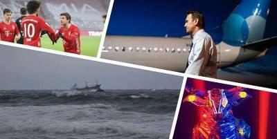 Фиксированная цена на газ в Украине, сухогруз Arvin затонул у берегов Турции, Навальный вернулся в Россию - главные новости 17 января - ТЕЛЕГРАФ