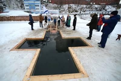 Москвичам пообещали аномальный холод на Крещение