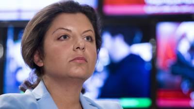 Маргарита Симоньян: для властей США важны не ценности, а цены