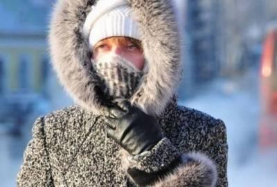 В ночь на Крещение в Смоленской области столбики термометров опустятся до -27