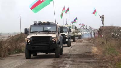 В Азербайджане раскрыли данные о погибших военных в ходе эскалации в Карабахе