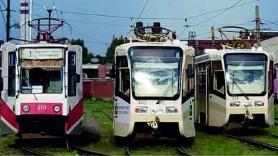 Реконструкция трамвайных путей в Томске продолжится в 2021 году