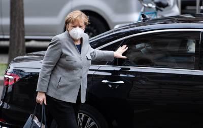 Меркель решила продлить локдаун в Германии до 15 февраля