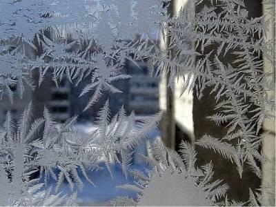Сильные морозы в Смоленской области задержаться еще на сутки