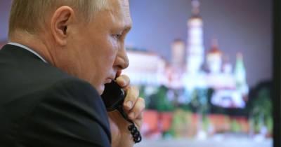 """""""Конечно, это полная ерунда"""": в Кремле ответили на упреки о том, что Путин боится Навального"""
