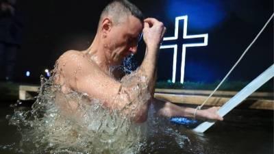 От Сахалина до Сирии: россияне отмечают Крещение Господне
