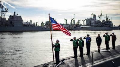 Адмирал Селиванов объяснил смысл выпадов ВМС США против России