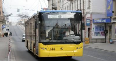 Общественный транспорт Украине хотят сделать экологичным к 2030 году
