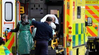 В Великобритании от коронавируса за сутки умерли более 1,6 тыс. человек - максимум за пандемию