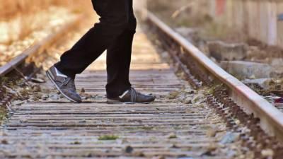 В Москве из-за человека на рельсах нарушилось движение поездов
