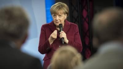 Власти Германии продлили всеобщий карантин до 14 февраля