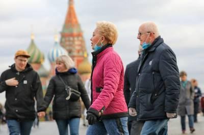 Врач оценил снижение числа случаев COVID-19 в Москве