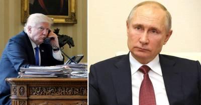 Кремль: У Путина не было контактов с Трампом перед штурмом Капитолия