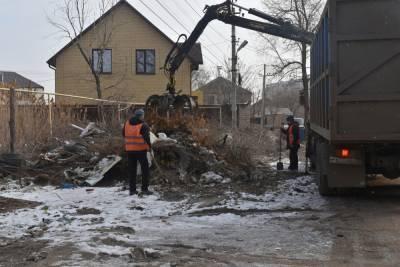 Астраханцы продолжают засорять городские улицы