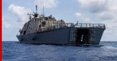 ВМС США отказались принимать новые корабли LCS до исправления дефекта двигателей