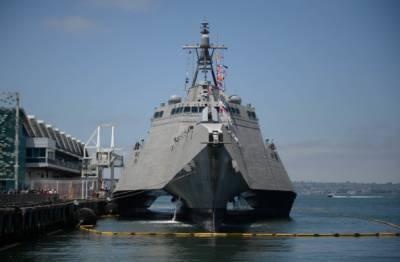 ВМС США отказались от новых кораблей LCS из-за выявленного дефекта