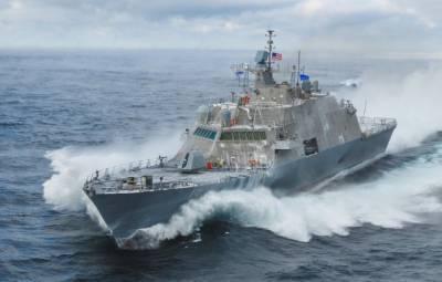 ВМС США приостановили поставки новых кораблей LCS типа Freedom из-за серьезного дефекта