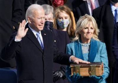 Байден объявил о победе демократии, призвал американцев исцелить нацию