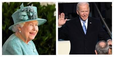 Королева Великобритании Елизавета II направила искренние поздравления Джо Байдену - СМИ - ТЕЛЕГРАФ