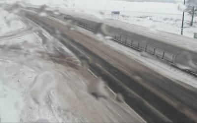 Завтра – «плюс». Потепление еще больше осложнит дорожную обстановку в Смоленской области
