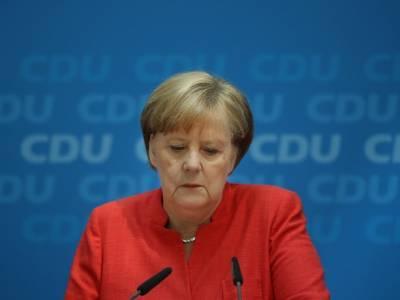 """Меркель хочет обсудить """"Северный поток-2"""" с администрацией Байдена"""