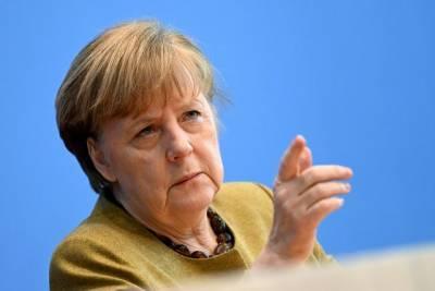 Меркель назвала санкции США против «СП-2» неуместными