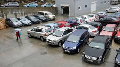 Продажи подержанных автомобилей премиальных брендов в Калининградской области выросли на 14% за год